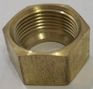 compression nuts (female compression)