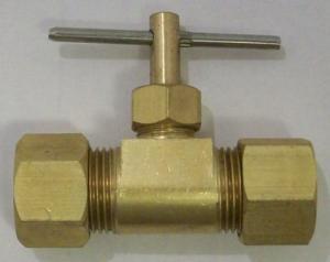 compression x compression shut-off valves