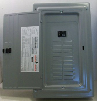 Murray LC2040B 100A 20 circuit panel with main breaker