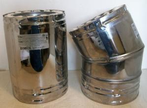 vent pipes, ceiling kits, wall kits, angles, flashings and storm collars
