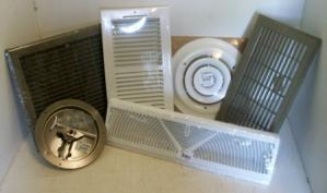 registers, grilles, diffusers and dampers