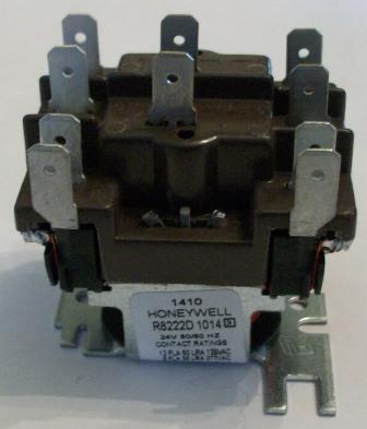 Honeywell R8222d 1014 Switching Relay