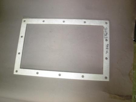 Miller Burner Plate Gasket Lynn 9513