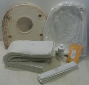 Burnham V-3 chamber kit, Lynn 1065