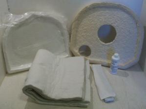 Burnham V-7 chamber kit, Lynn 1066