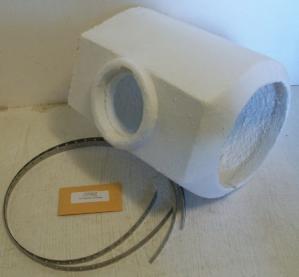 Bard combustion chamber kit, Lynn 1131