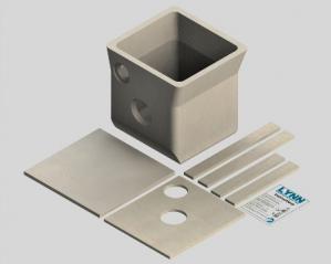 Burnham RSA and New Yorker AP-U chamber kit, Lynn 1173