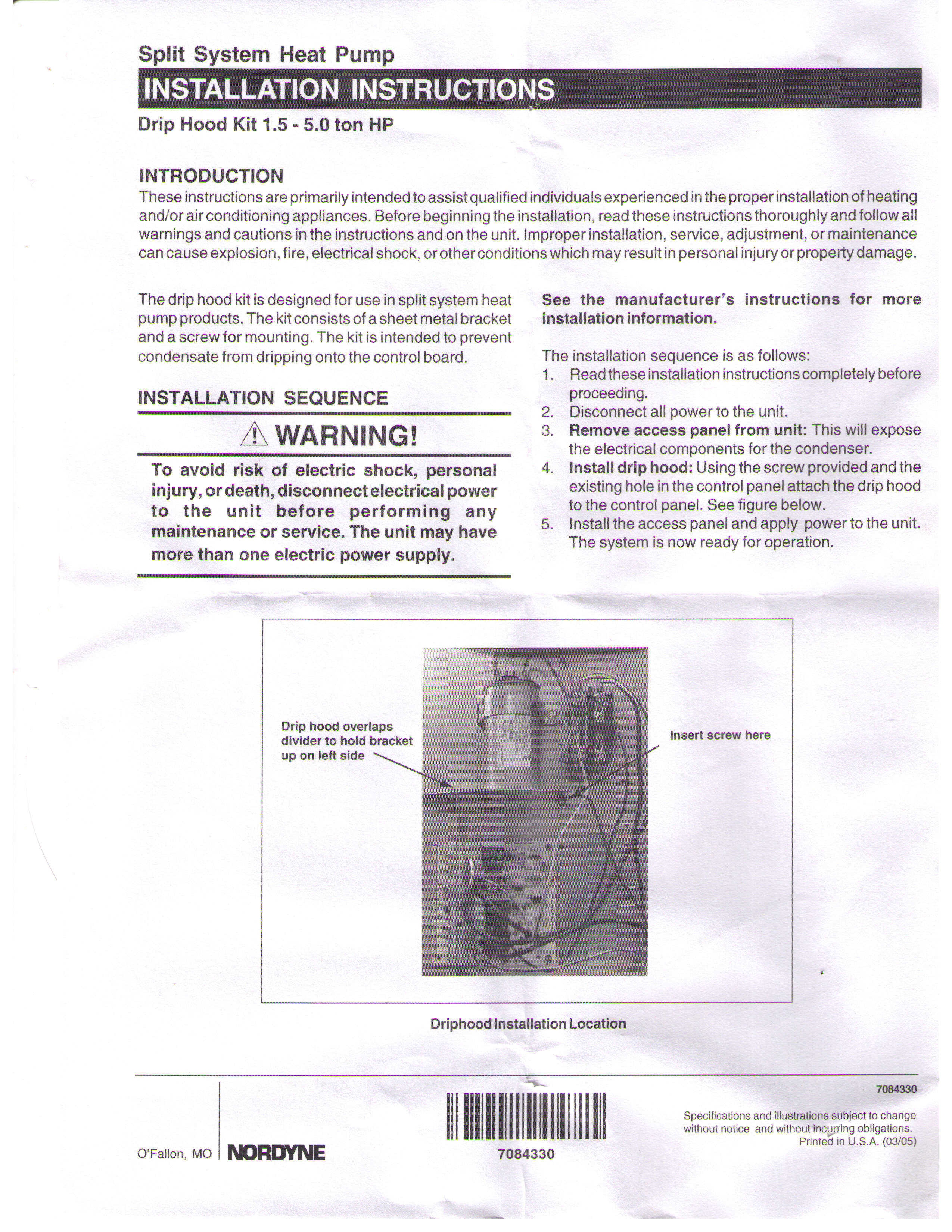 Troubleshooting Guide  Carrier Heat Pump Troubleshooting Guide