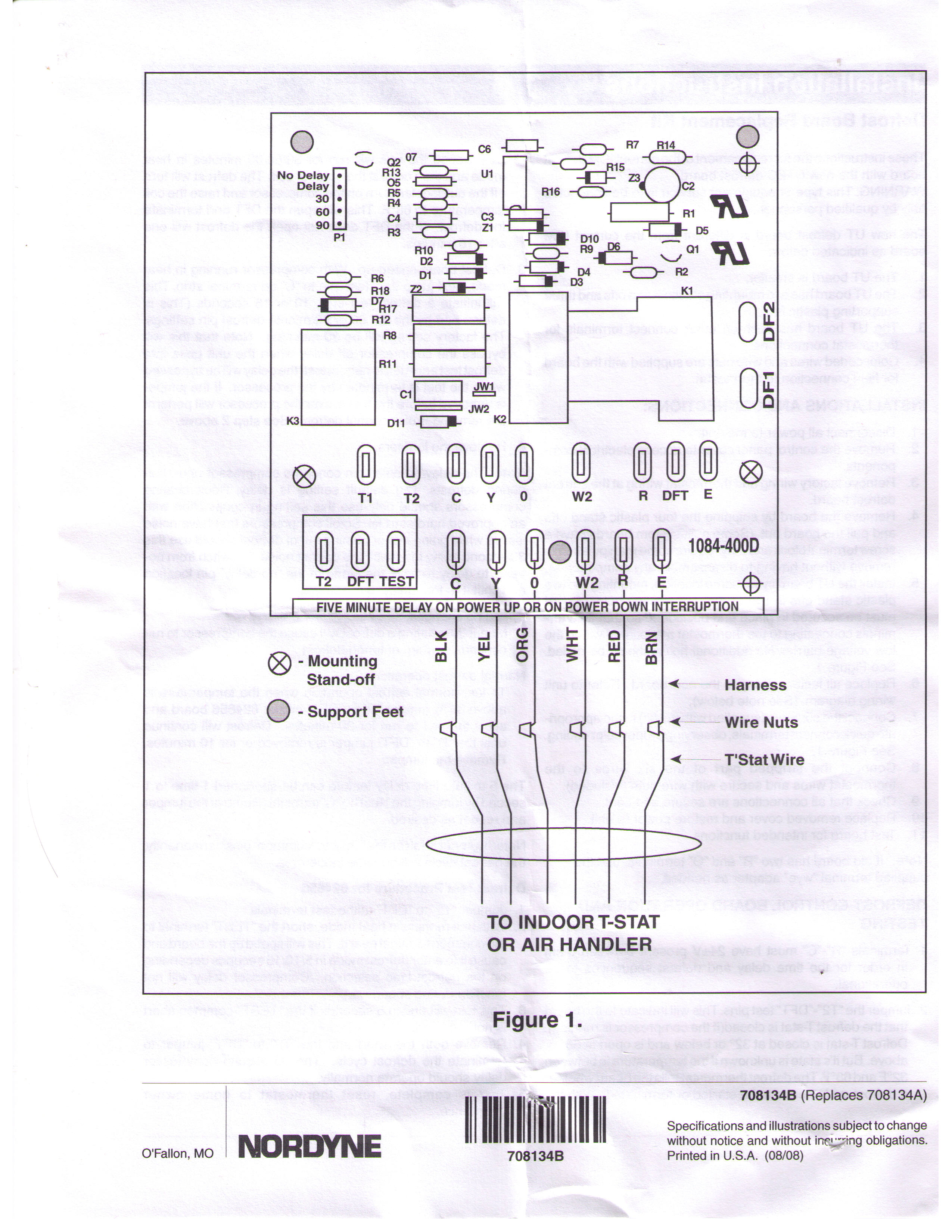 nordyne 917178 defrost board wiring diagram review ebooks