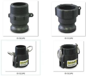 Banjo Poly Cam Lever Fittings