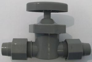 Qest compression x compression stop valves