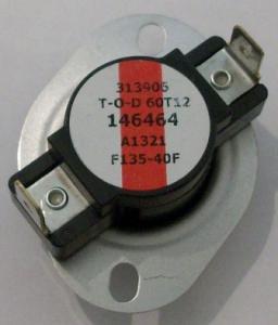 Reznor 146464 fan control for model FE