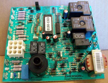 Trane Cnt 03457 Ignition Module