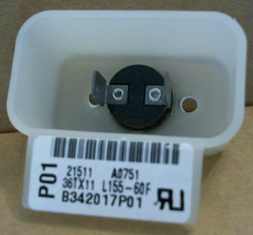 Swt02685 Trane American Standard Inducer Limit Switch