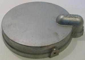 8 5/8 OD aluminum well cap