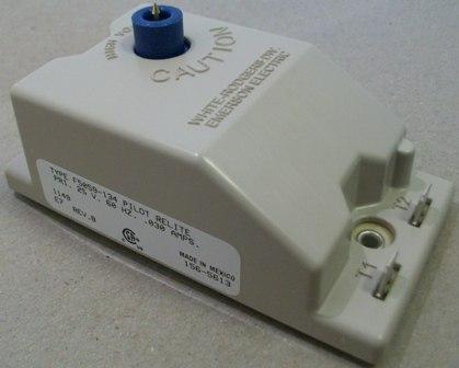 Goodman Heat Pumps >> White-Rodgers 5059-134 pilot relite module