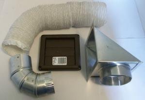 vent pipes, ells, periscopes, outlet boxes, hoods, caps, reducers, kits, hoses and flashings