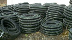 field drains, culvert pipe, couplings, caps, adapters, ells, reducers, tees, wyes