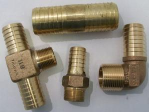 Waterline Insert - Brass