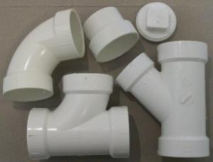 PVC DWV Schedule 40 Fittings & PVC Schedule 40 Plastic Pipe Fittings and Supplies