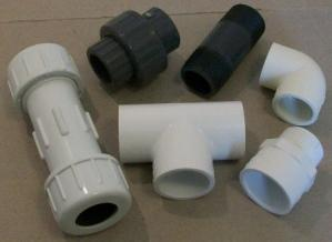 Pvc Schedule 40 Plastic Pipe Fittings And Supplies