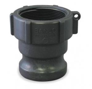 Banjo Polypropylene male cam lever to female pipe